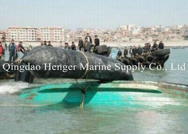 Balloons Dry Dock Rubber Marine Salvage Airbags With Higher Flexibility